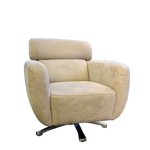 Amalfi - Swivel Chair In Cat VO