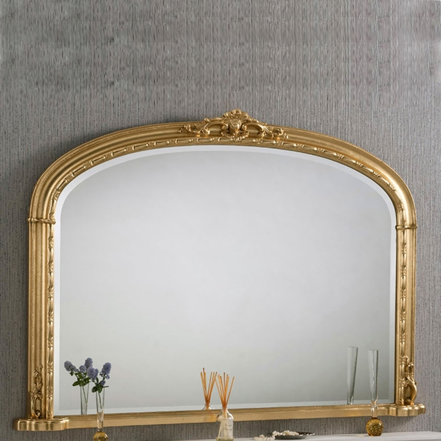Clifton Mirror - Gold
