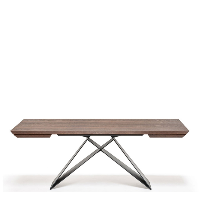 Cattelan Italia Premier Wood Drive - Extending Dining Table