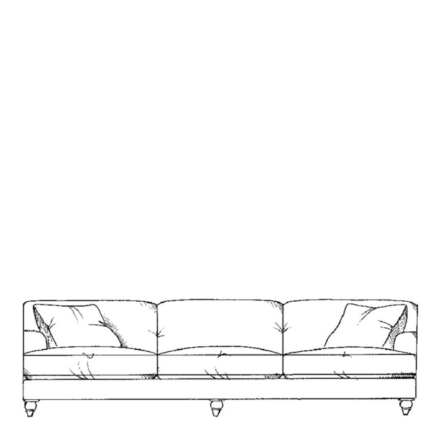 Woburn - Super Grand Sofa