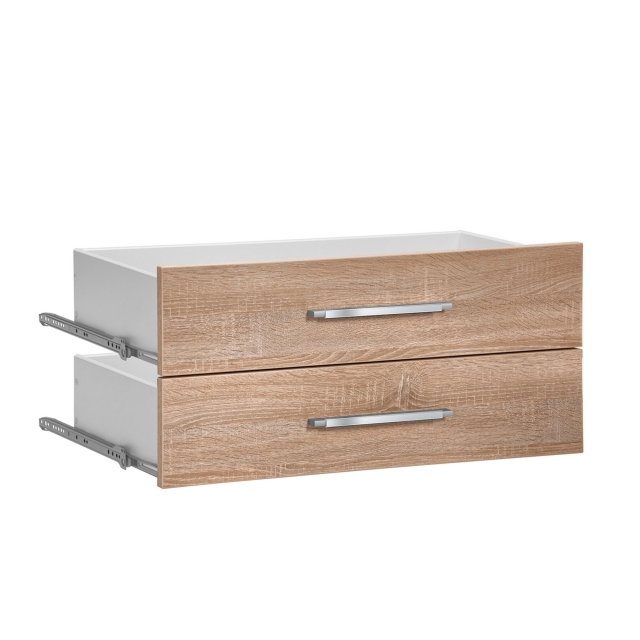 Vega - Pair Of Wide Drawers