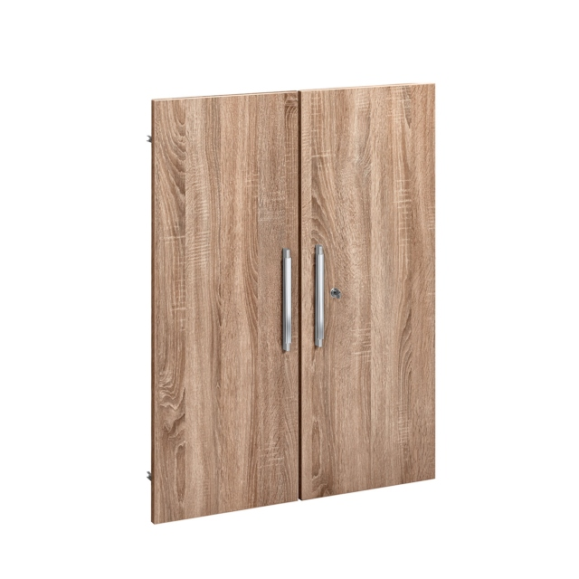 Vega - Pair Of Cupboard Doors 102.3cm High