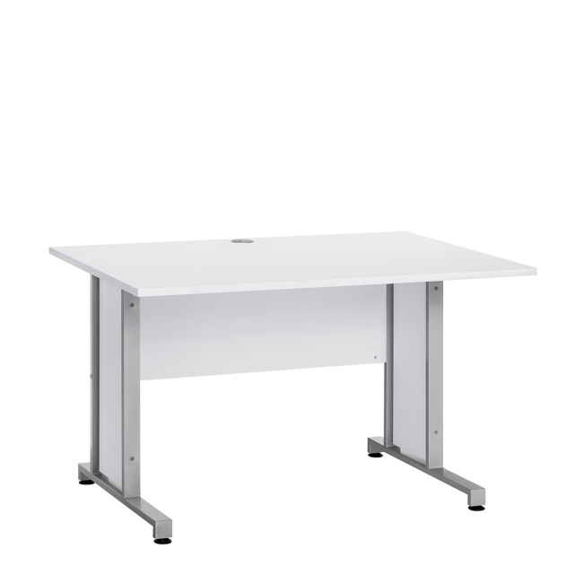 Vega - 120cm x 80cm Desk Complete With Metal Feet