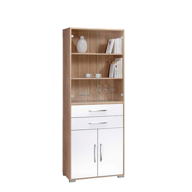 Vega - Tall Wide Bookcase