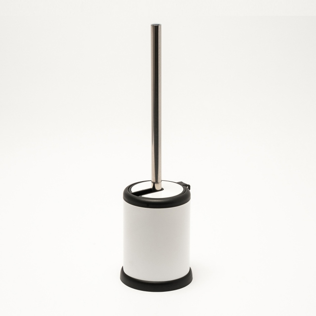 Ariel Toilet Brush & Holder White