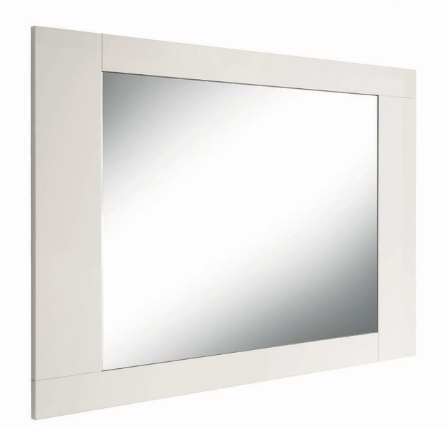 Bernini - Buffet Mirror White High Gloss