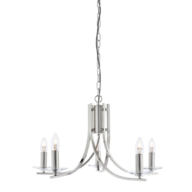 Flow 5 Light Satin Silver