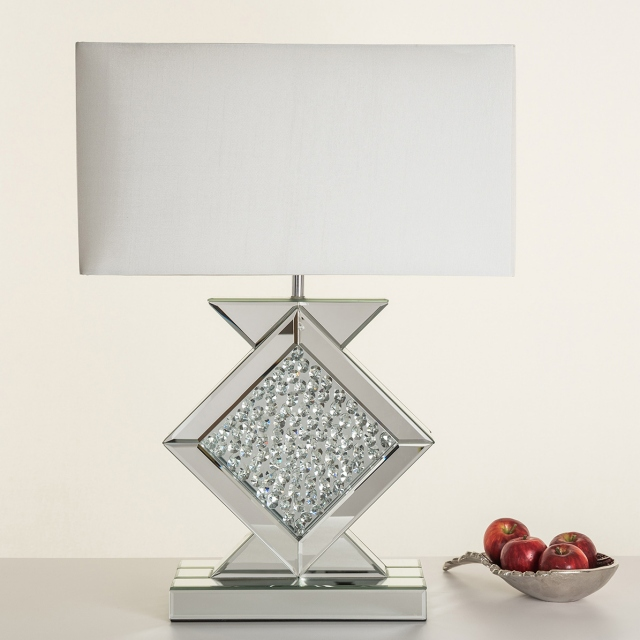 Estrella Diamond Table Lamp
