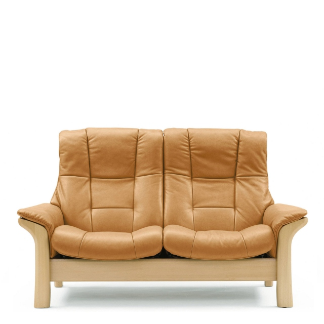Stressless Buckingham - 2 Seat High Back Sofa