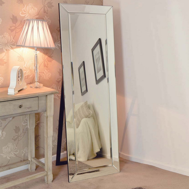 Amalfi Cheval Large Mirror 170 x 58cm