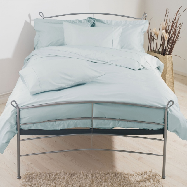 Egyptian 200 Count Powder Pink Duvet Cover