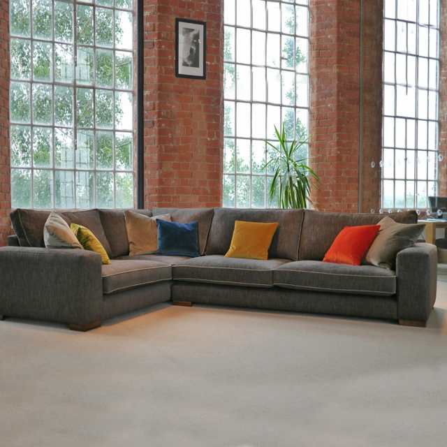 Rousseau - Medium Sofa
