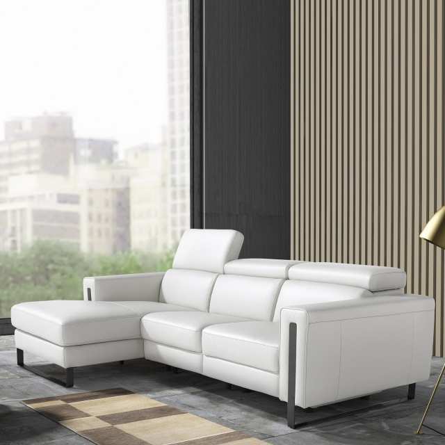 Philo - 3 Seat Sofa (2 Cushions) 1 Arm LHF