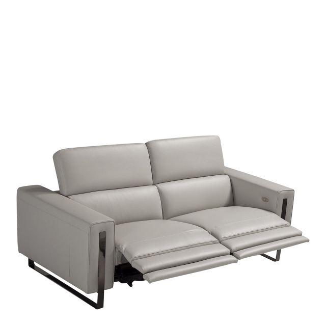 Philo - 3 Seat Sofa (2 Cushions) With 2 Power Recliners