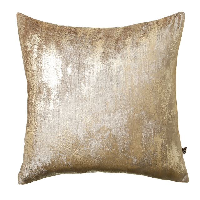 Moonstruck Jumbo Cushion Champagne