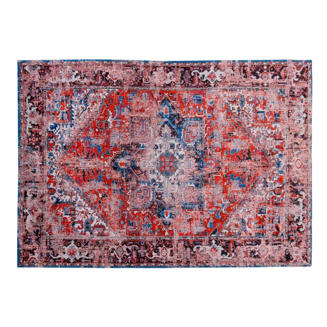 Antiquarian Antique Heriz Rug - 8703 Classic Rock