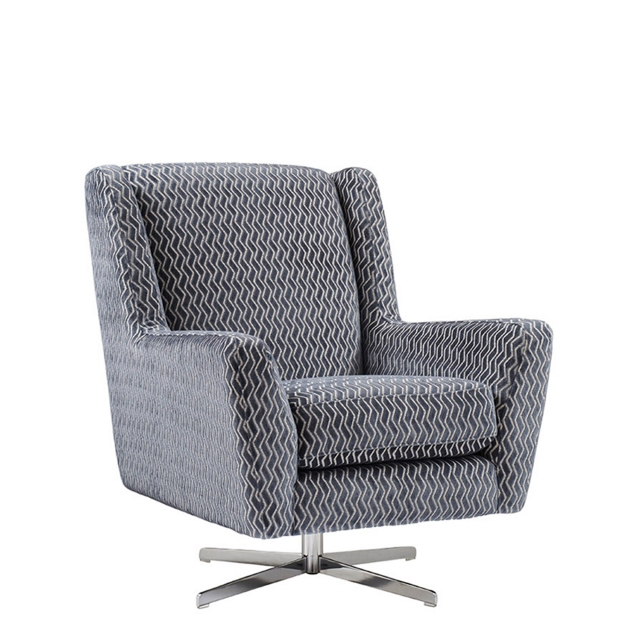 Elan - Swivel Accent Chair