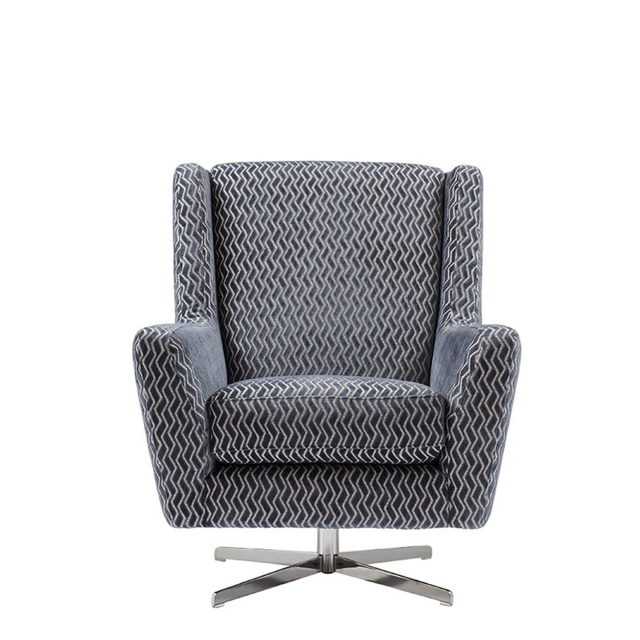 Morgan - Swivel Accent Chair