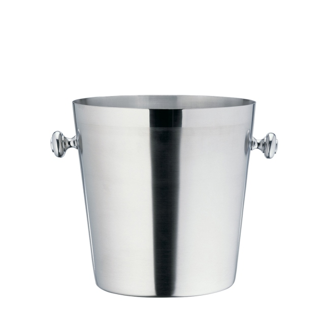 Matt Stainless Steel Wine Bucket