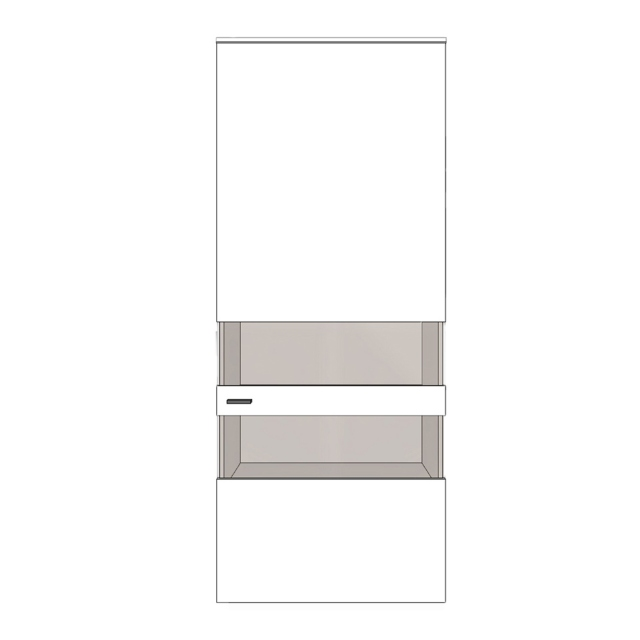Varenna - H9-402R Wall Unit With Right Hinge