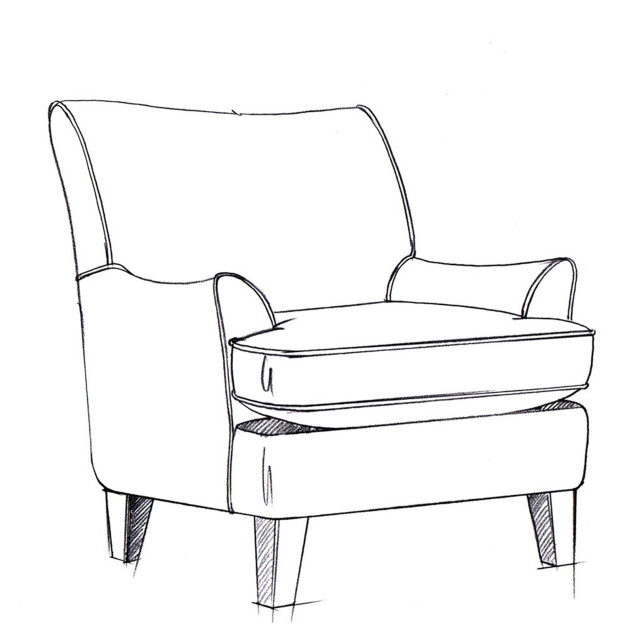 Arnage - Accent Chair