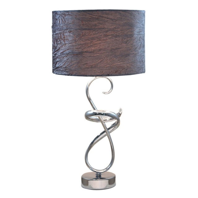 Senna Table Lamp Grey
