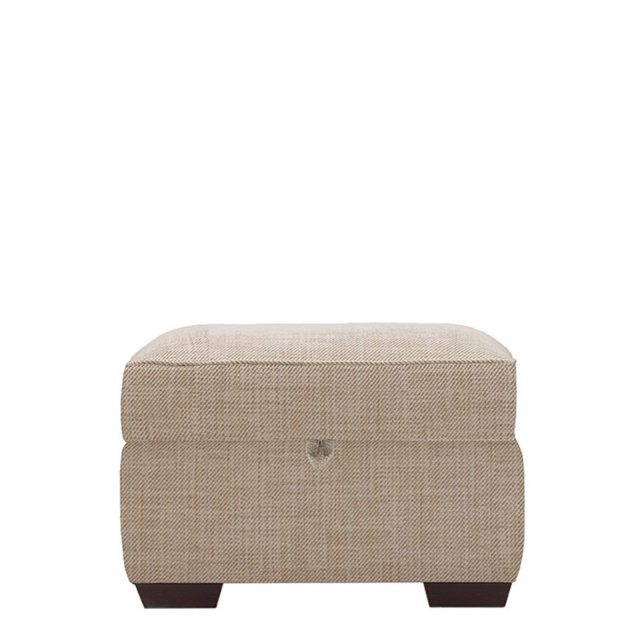 Lewis - Storage Footstool