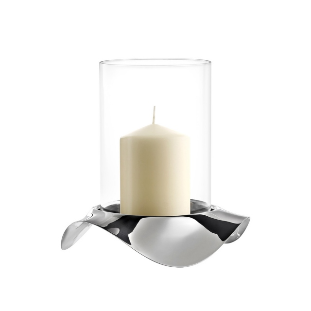 Robert Welch Drift Hurricane Lamp - Stainless Steel