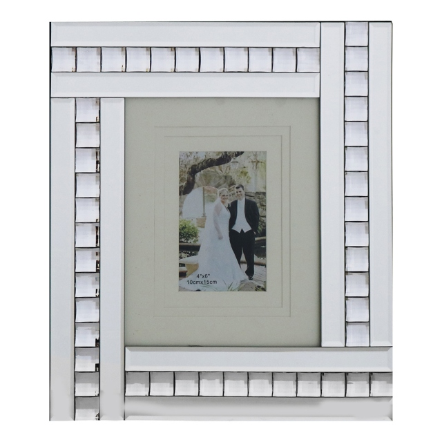 Florence Wall Frame 1 Image - Mirrored