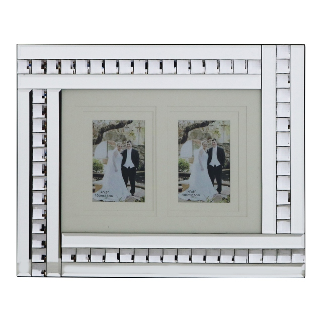 Florence Wall Frame 2 Image - Mirrored