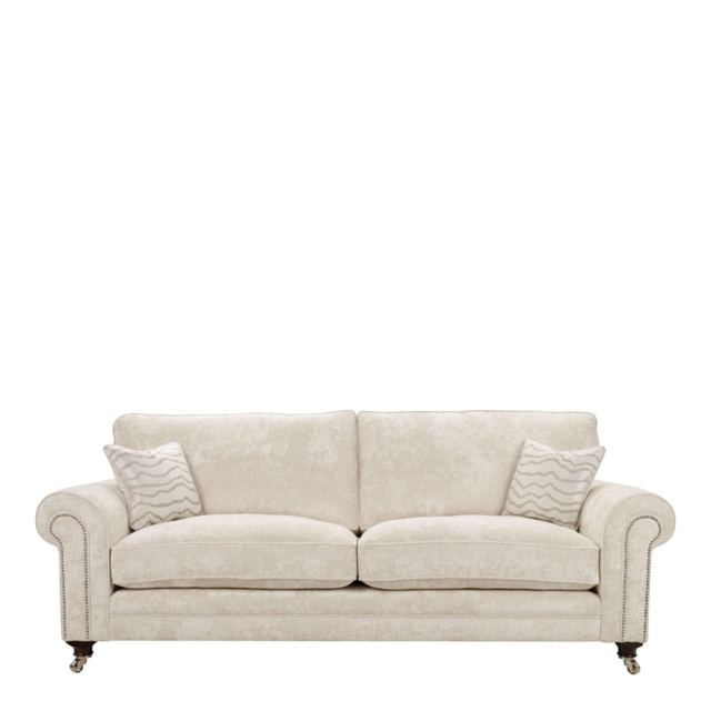 Bellagio - Standard Back 4 Seat Sofa In Fabric