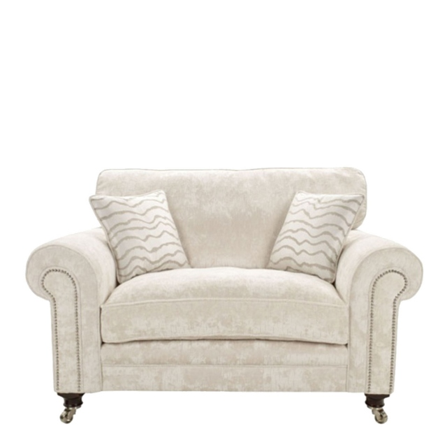 Bellagio - Standard Back Loveseat In Fabric
