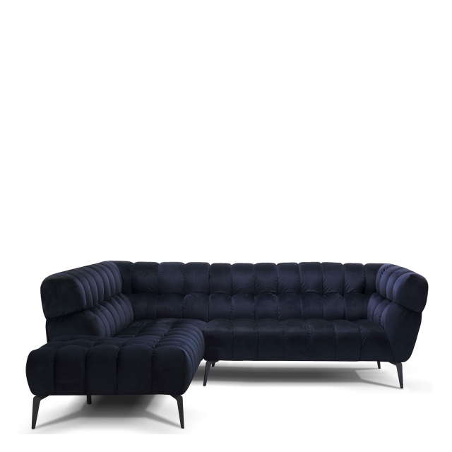 Vincenzo - 2 Seat Sofa With LHF Corner Chaise In Grade BSF20 Fabric