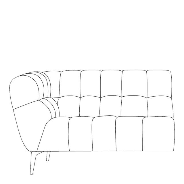 Vincenzo - 2 Seat Sofa LHF Arm