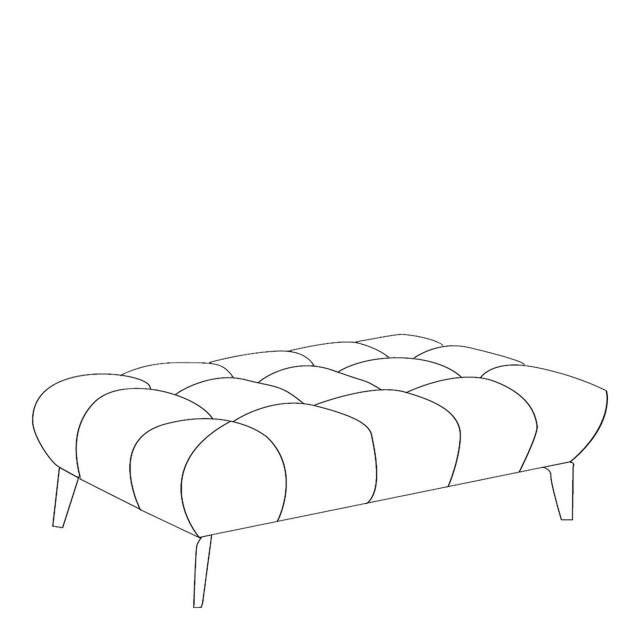 Vincenzo - Bench Footstool