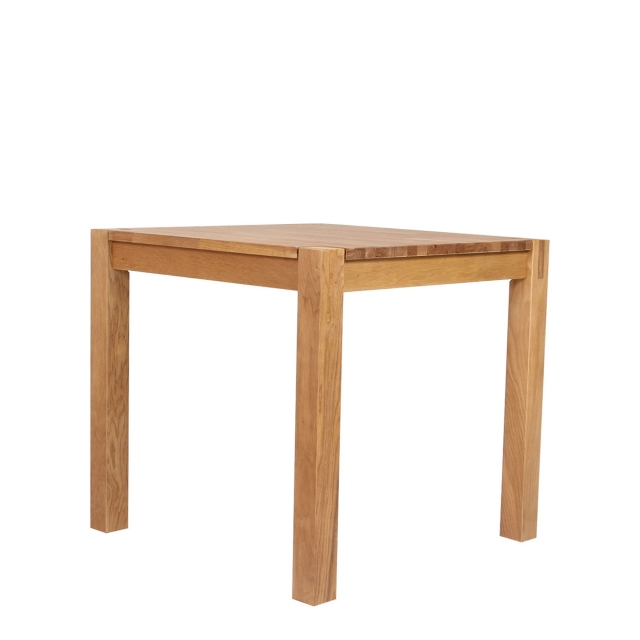Royal Oak - 80cm Compact Dining Table