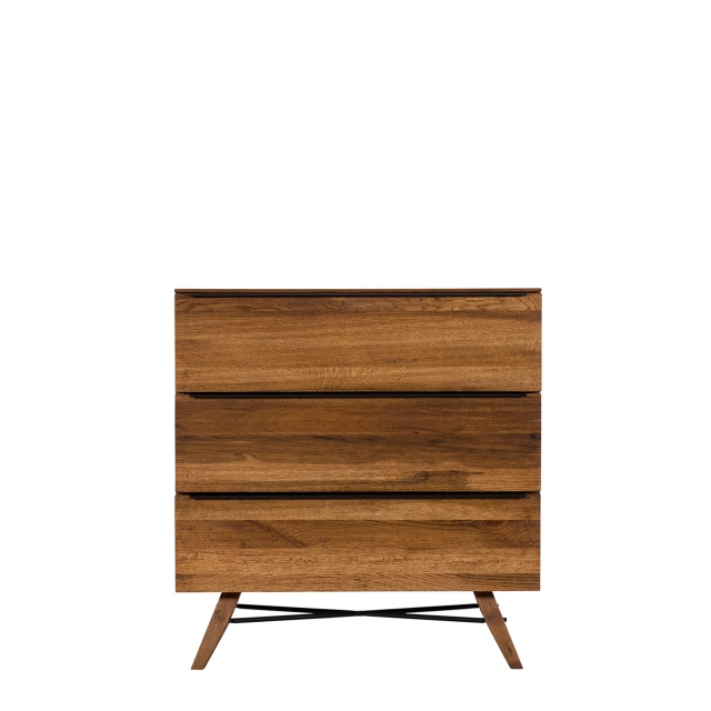 Pagoda - 3 Drawer Chest