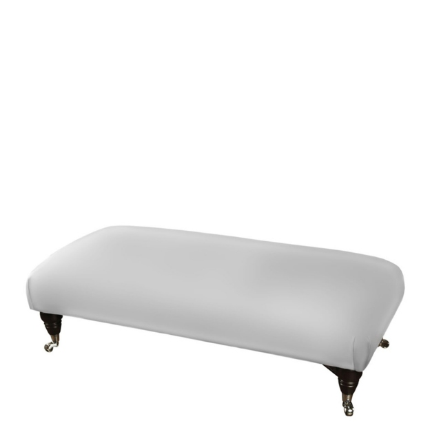 Parker Knoll Devonshire - Footstool In Grade C Fabric
