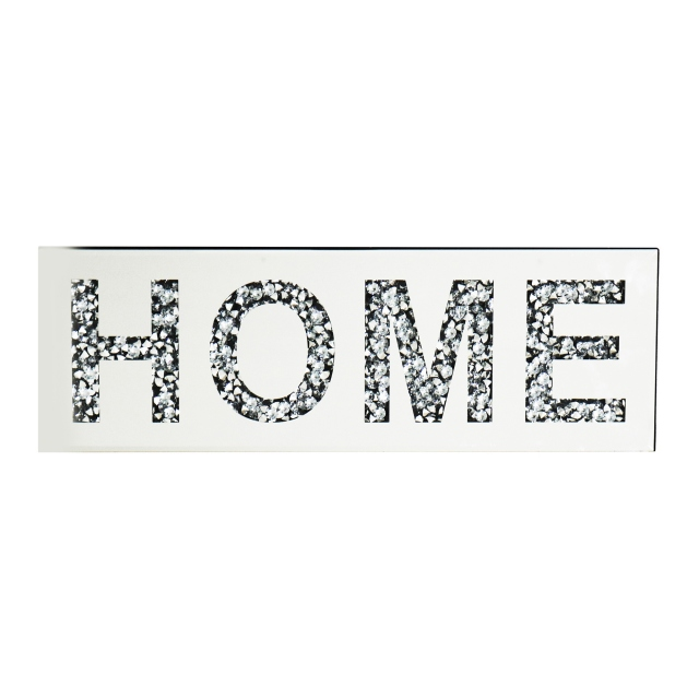 Sparkle Home Sign