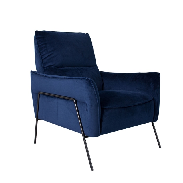 Fiore - Accent Chair In Fabric