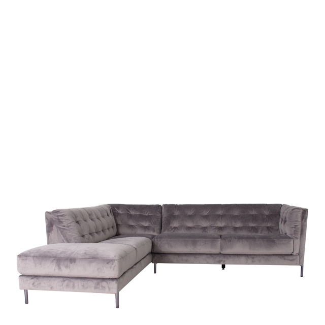 Mezzo - 3 Seat Sofa 1 RHF Arm With Chaise End LHF In Cat BSF20 Fabric