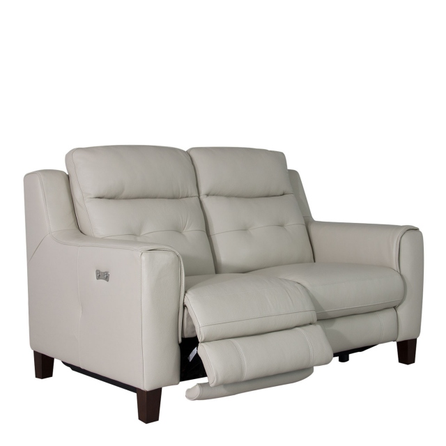 Caserta - 2 Seat Sofa With Power Recliners In Leather