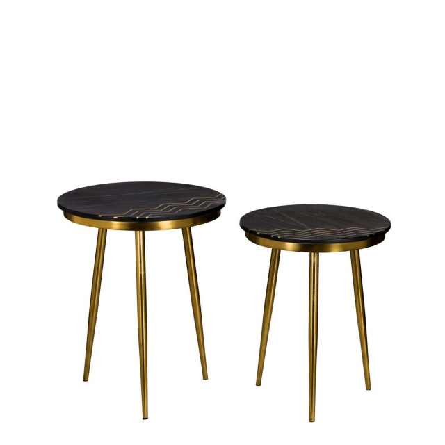 Emily - Set Of 2 Lamp Tables