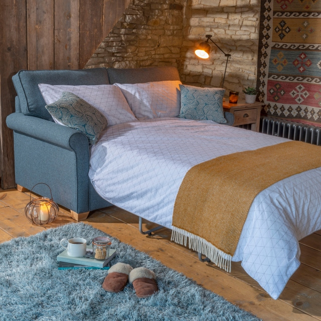 Milly - 3 Seat Sofa In Fabric