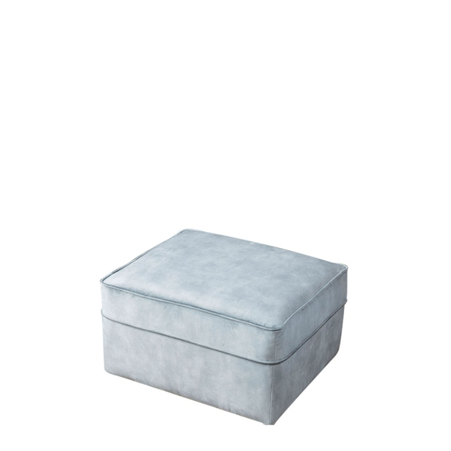 Milly - Footstool In Fabric