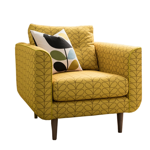 Orla Kiely Linden - Chair In Fabric