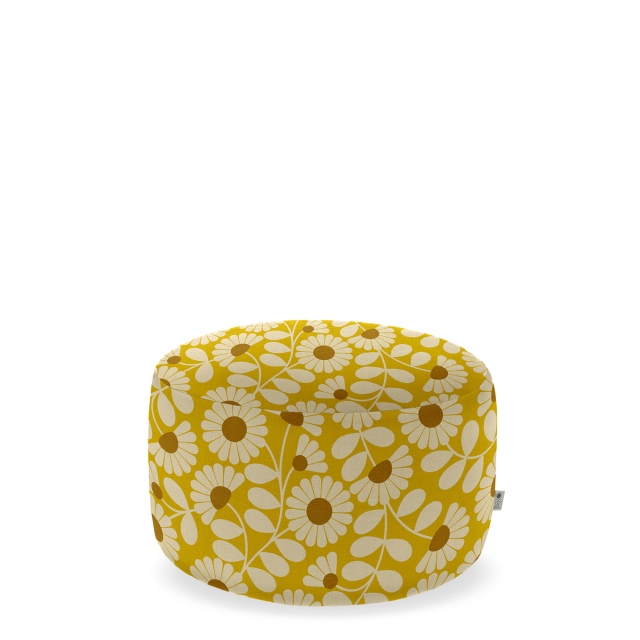 Orla Kiely Conway - Large Footstool In Fabric
