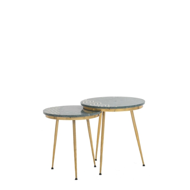Ava - Set Of 2 Lamp Tables