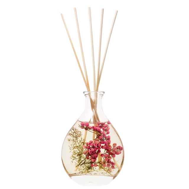Nature's Gift- Pink Pepper Flowers Reed Diffuser