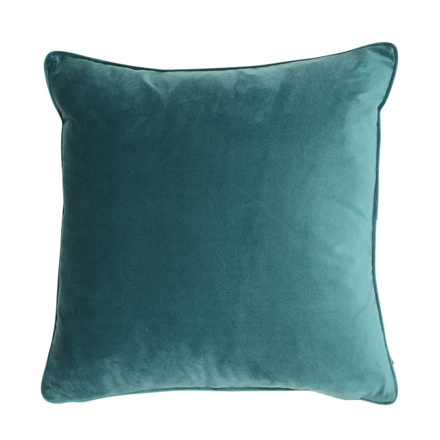 Regal Velvet Cushion Jade